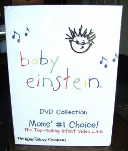 Baby Einstein DVDs MomSpark.net