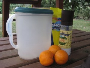 make your own sports electrolyte drink momspark.net