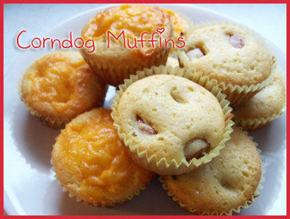 Corndog Muffins Recipe momspark.net
