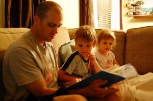 reading to children