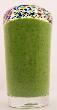 Fruits and Green Smoothie Recipe momspark.net