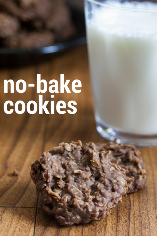 Easy No-bake Cookies Recipe