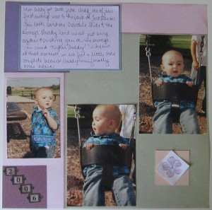How to Get Started With Scrapbooking momspark.net