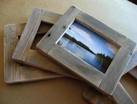 barnwood photo frame