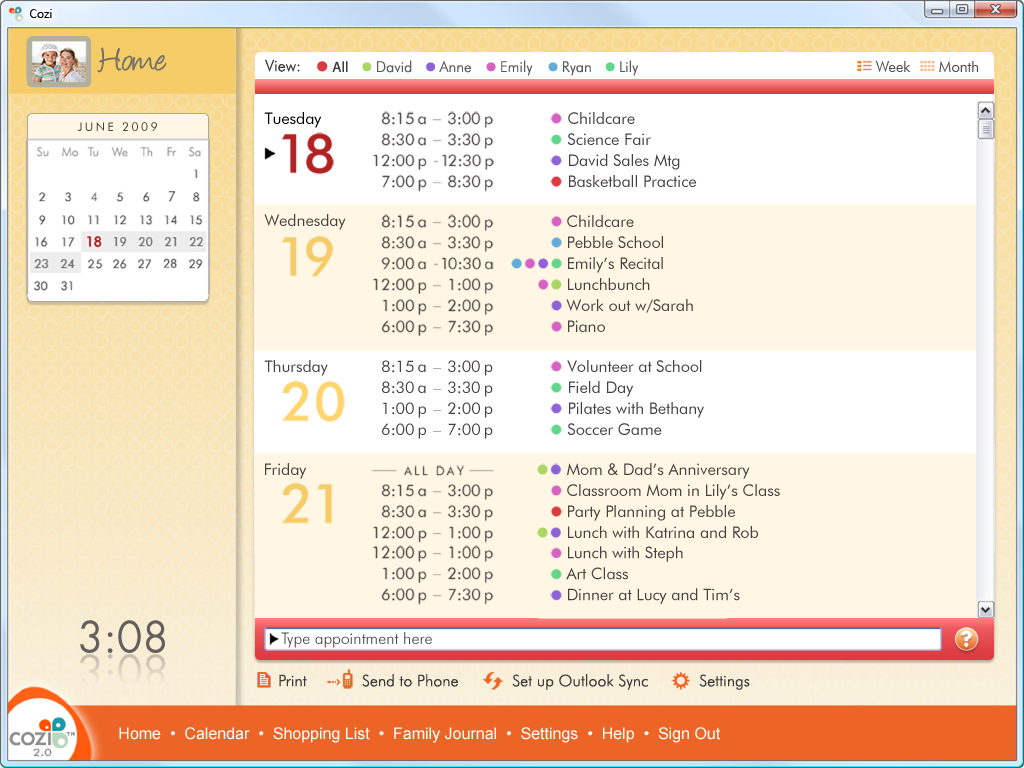Calendar72