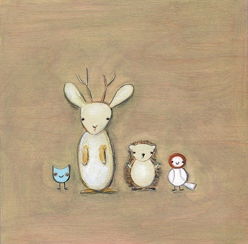 Jackalope and Friends