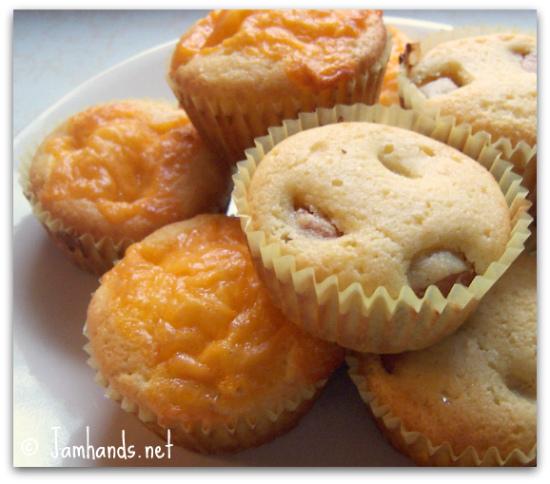 corndog muffins recipe momspark.net