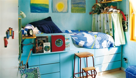 Kid Bedroom Decor and Design
