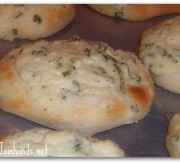 Cheesy Parmesan Italian Biscuits Recipe momspark.net