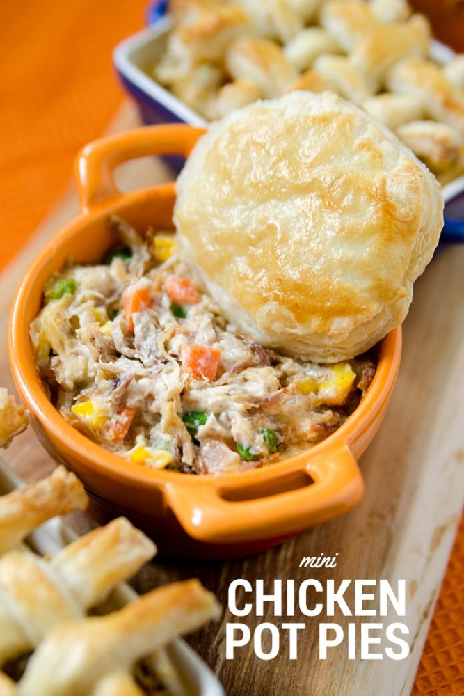 Easy Chicken Pot Pie With Puff Pastry Recipe Momspark Net
