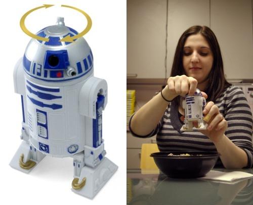 Star Wars R2-D2 Peppermill