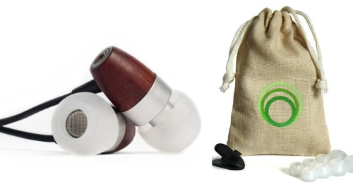 Eco-Friendly Earbuds
