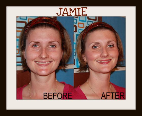 jamie glazier e.l.f. makeup party