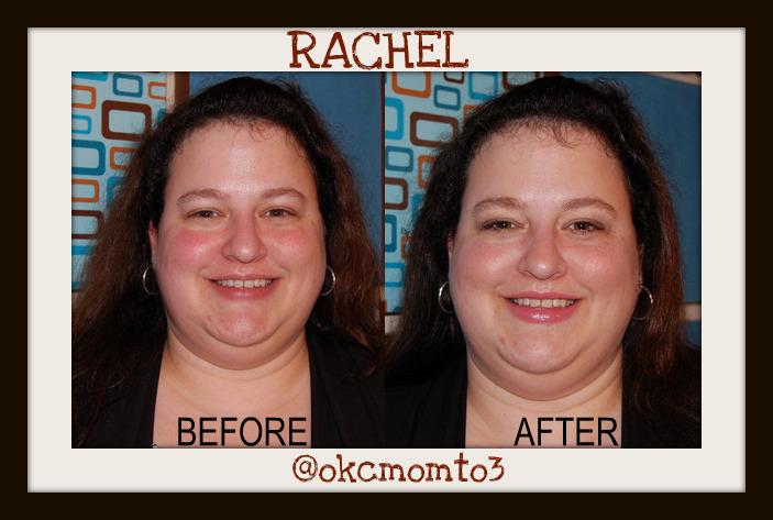 rachel e.l.f. makeup party