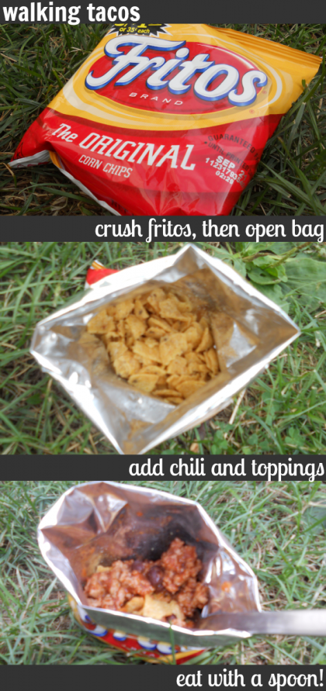 Easy Walking Tacos Using Fritos Chips Recipe momspark.net