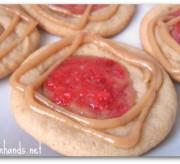 pjb cookies closeup