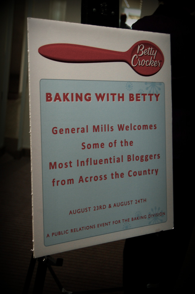 Visiting the Betty Crocker Test Kitchens at General Mills