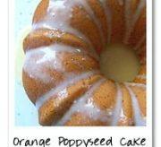 Easy Pumpkin and Orange Poppyseed Bundt Cake Recipe