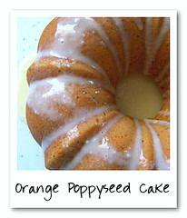 Easy Pumpkin and Orange Poppyseed Bundt Cake Recipe