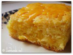 Cheesy Cornbread Supreme