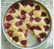 Easy Strawberry Summer Cake Recipe