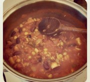 chili crockpot recipe