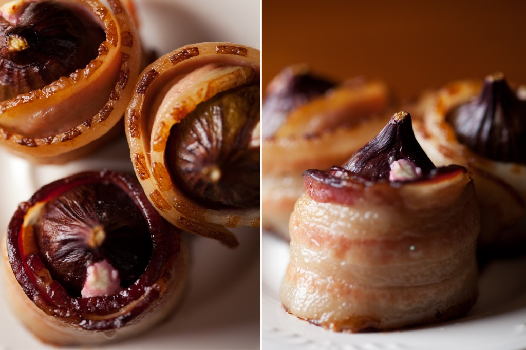 Bacon Wrapped Figs Recipe