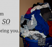 Dirty Laundry Quote