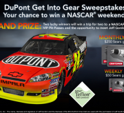 Dupont NASCAR