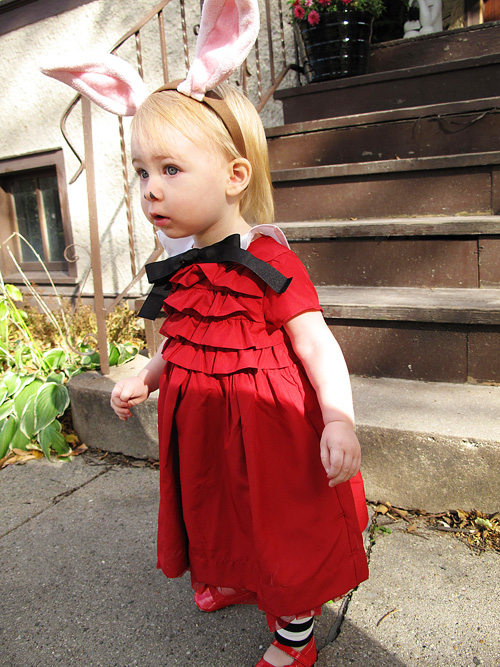 Olivia Cute Handmade Halloween Costumes For Kids