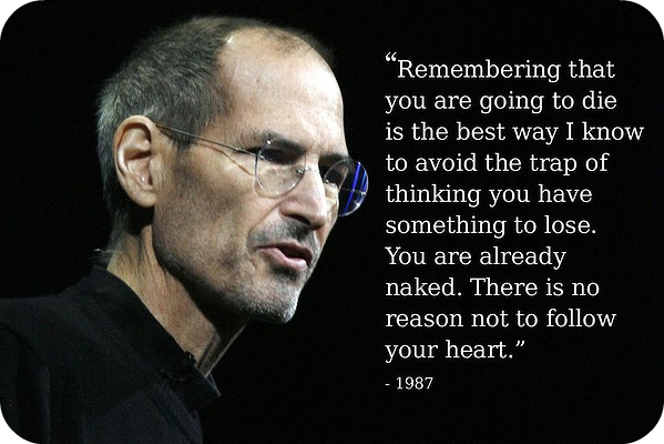 Steve Jobs Death Quote