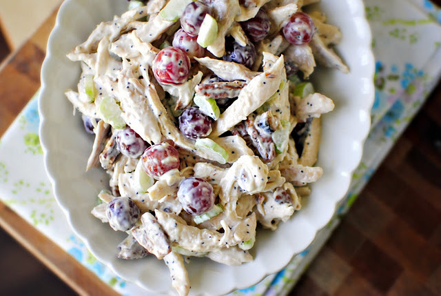 Chicken Salad Leftover Turkey Recipe