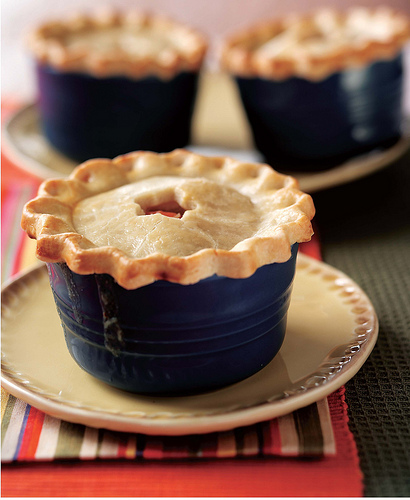 Mini Sweet Potato Pies Recipe