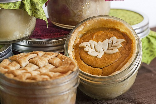 Pumpkin Pie in a Jar Recipe