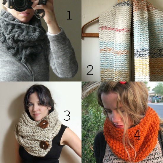 women's cowl fashion