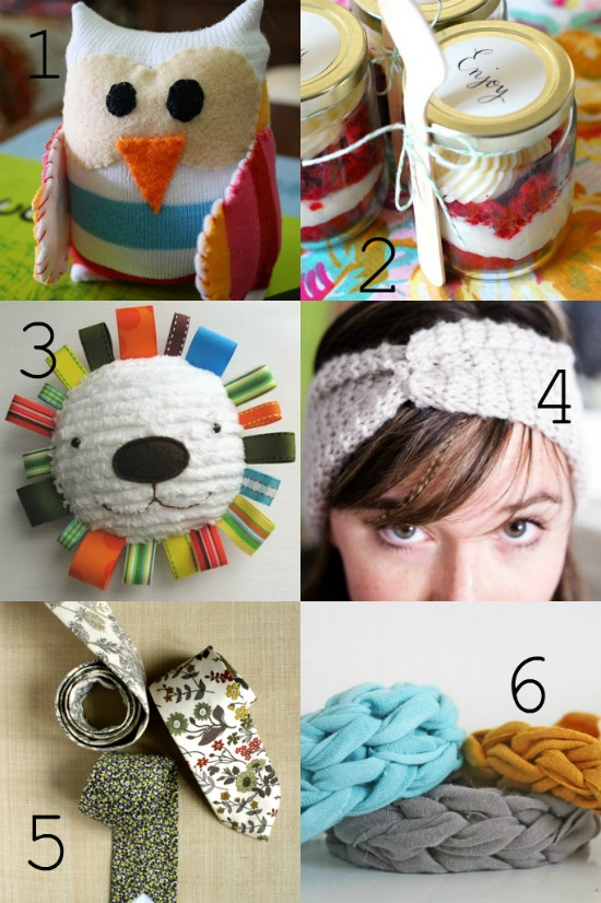 if you happen to be on the hunt for a few quick diy gift ideas