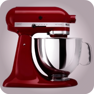 KitchenAid Stand Mixer MomSpark.net