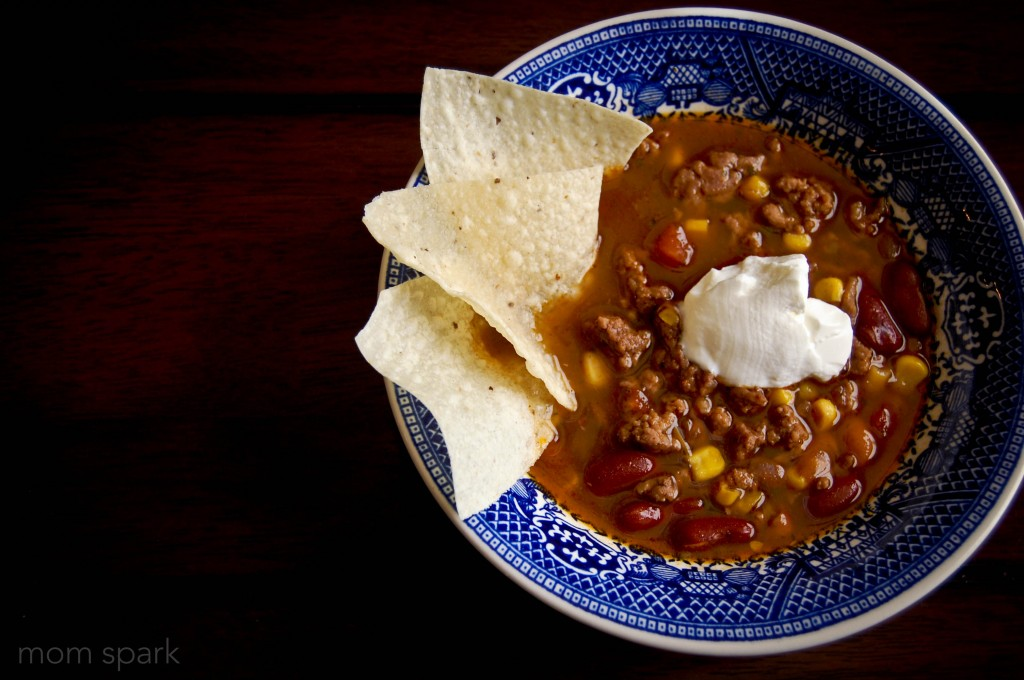 Easy Taco Soup Recipe momspark.net
