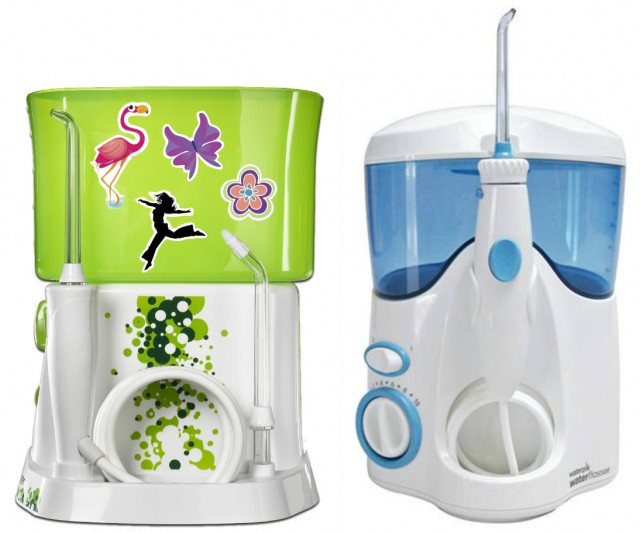 waterpik water flossers makes flossing fast and easy mom spark a trendy blog for moms mom. Black Bedroom Furniture Sets. Home Design Ideas