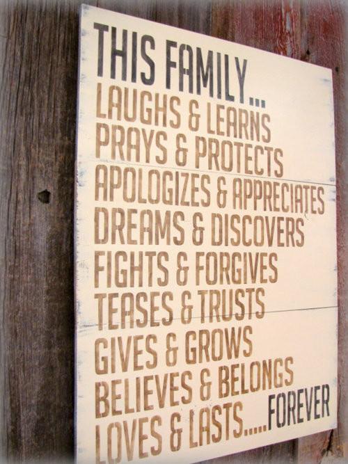 We Family Quotes. QuotesGram