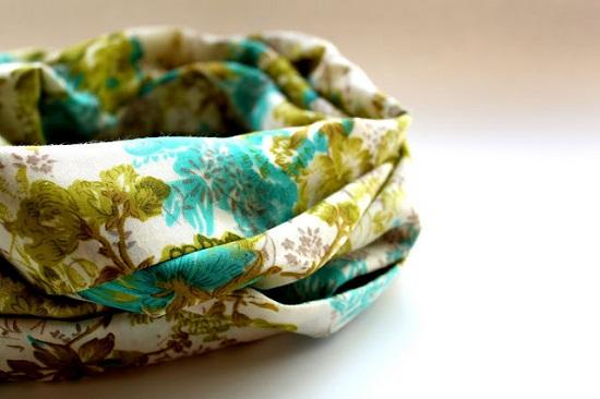 spring scarf women's fashion