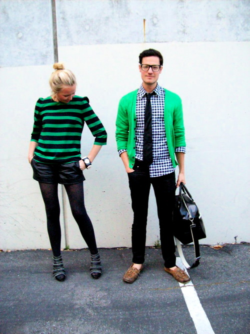 St. Patrick's Day Green Fashion