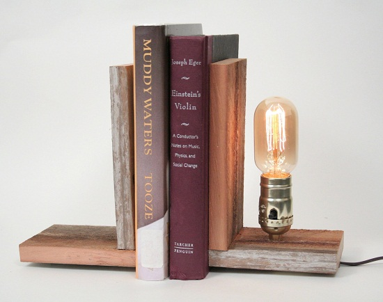 Cool Modern Book End Decor