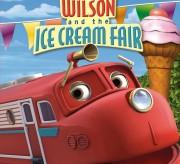 Chuggington Ice Cream Fair DVD