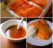 Salmon with Apple Cider Grilling