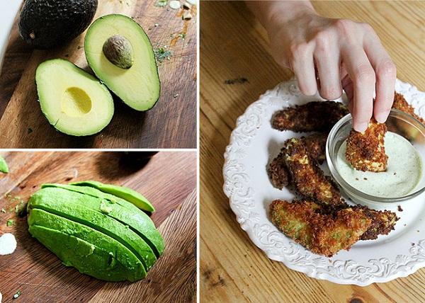 avocado dip recipe fried