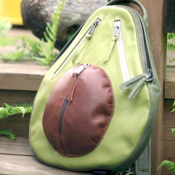 avocado backbpack