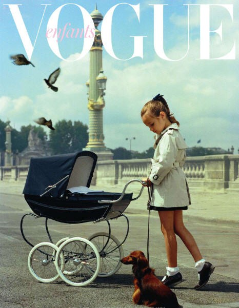Dachshund Vogue Magazine