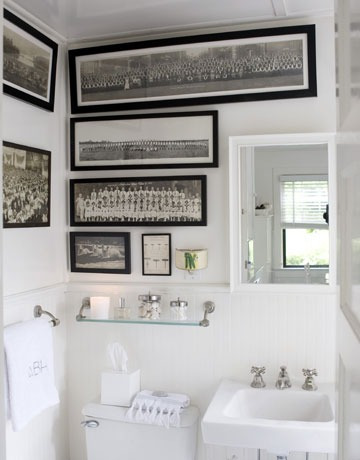 Tiny Bathroom Design and Decor