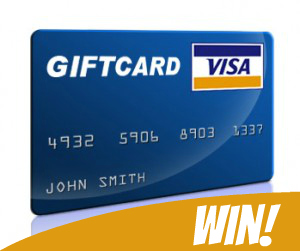 Visa Gift Card - win